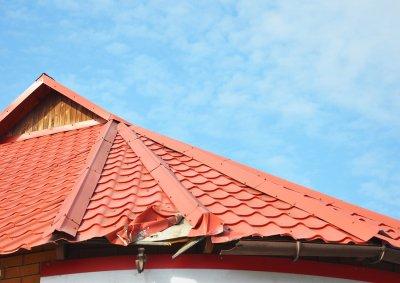 bad - roof